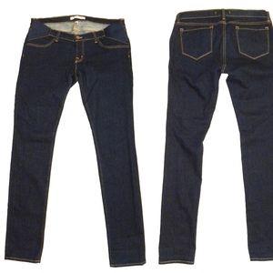 J Brand MAMA J Maternity Jeans INDIGO SKINNY #3412